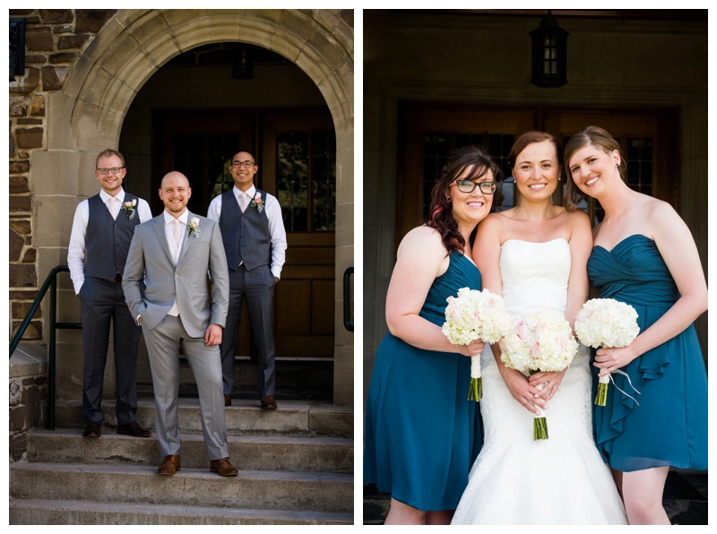 Wedding Party Photography Banff