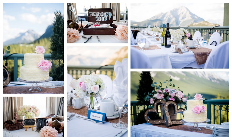 Rimrock Resort Hotel Penthouse Wedding