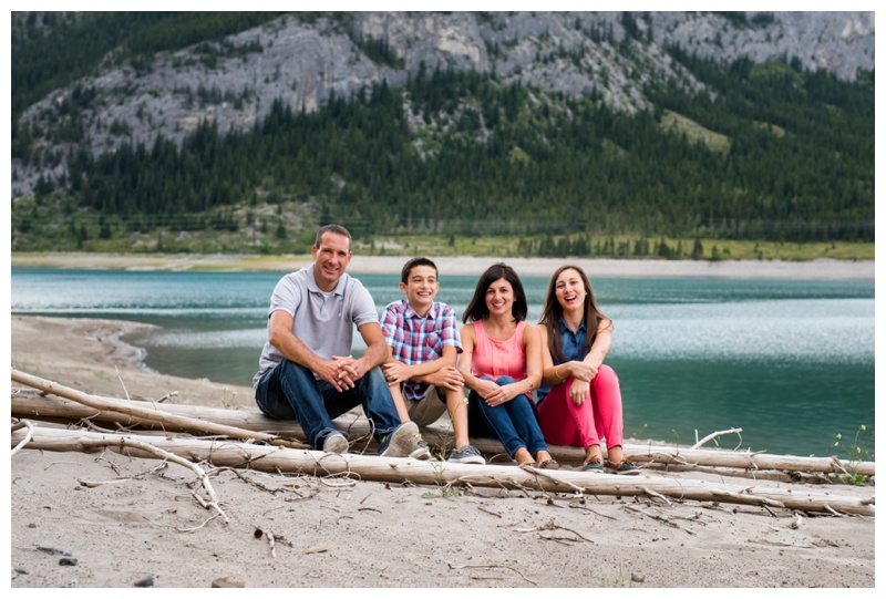 Rocky Mountain Family Photography Banff