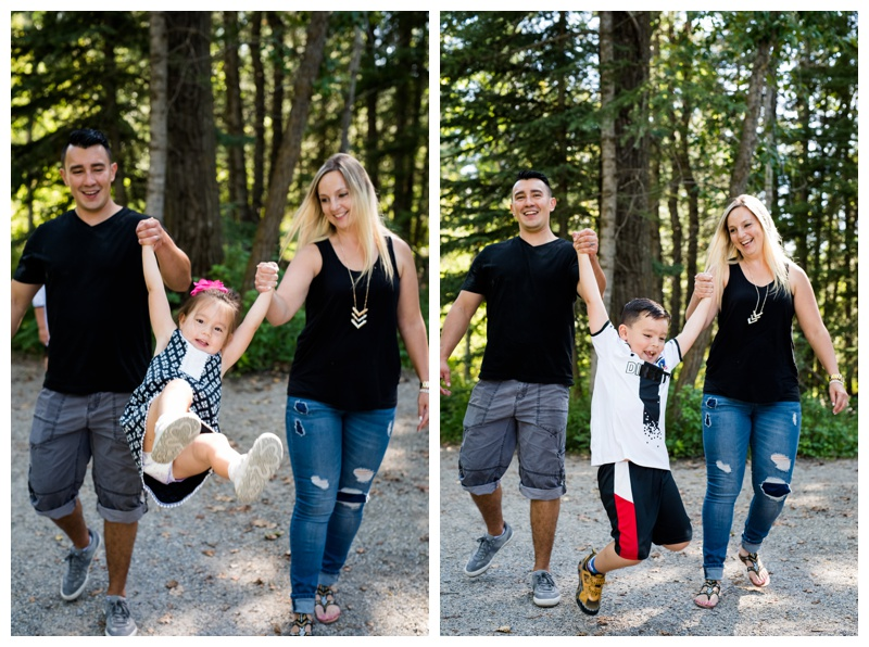 Candid Family Photography Calgary