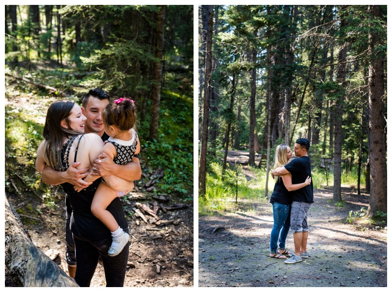 Calgary Fishcreek Park family photography