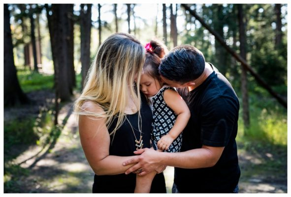 Canales Family – Calgary Fishcreek Park Family Photography