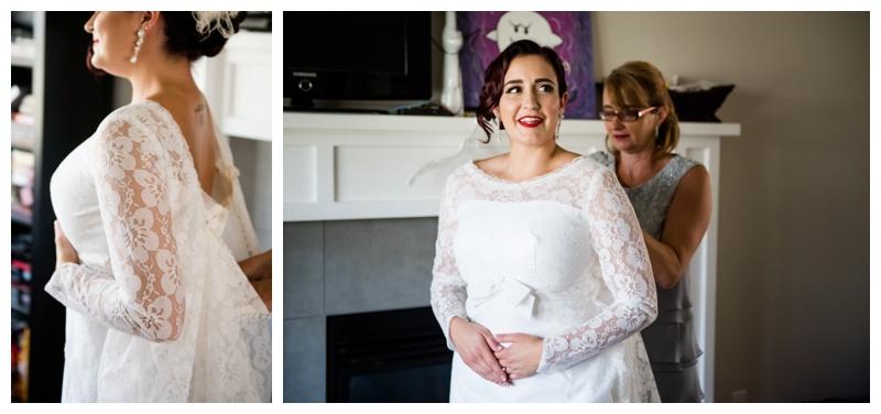 Bridal prep Wedding Photography Calgary