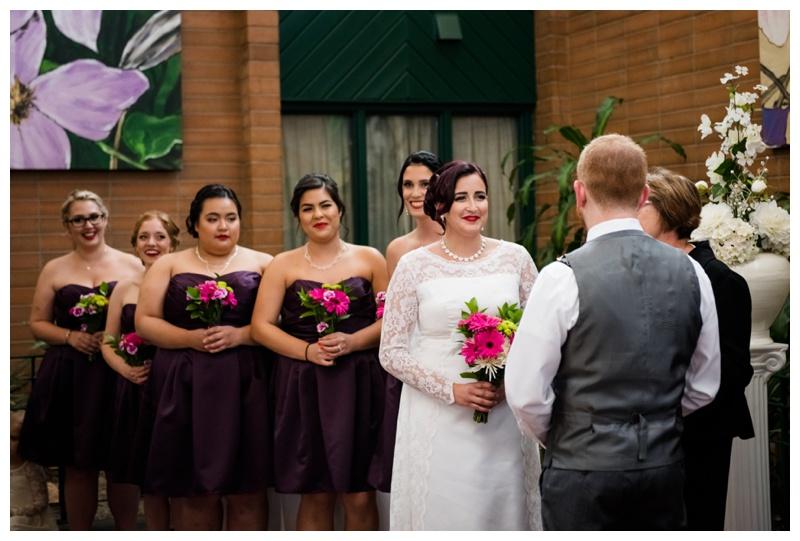 Calgary Wedding Ceremony Photography