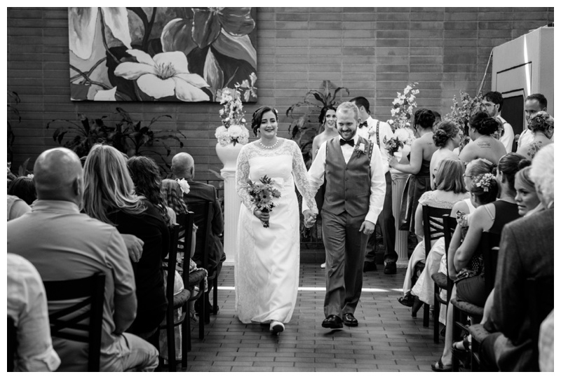 Glenmore Inn Calgary Wedding Ceremony