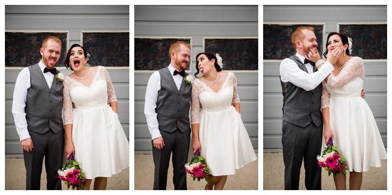 Candid Calgary Wedding Photography