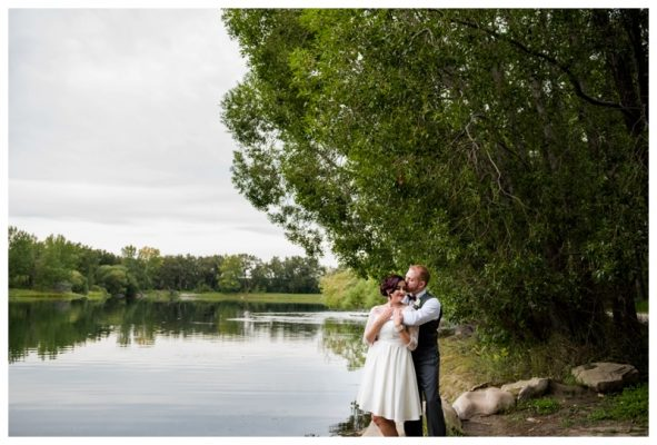 Sean & Allison's Calgary Glenmore Inn Wedding – Calgary Wedding Photographer