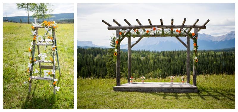 Jasper Wedding Ceremony
