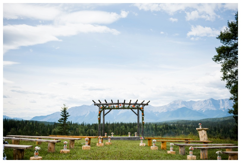 Jasper Alberta Wedding Photography