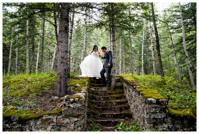 Hinton Alberta Wedding
