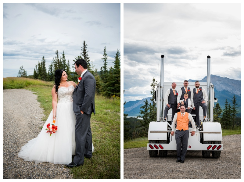 Mountain Wedding Photography Hinton