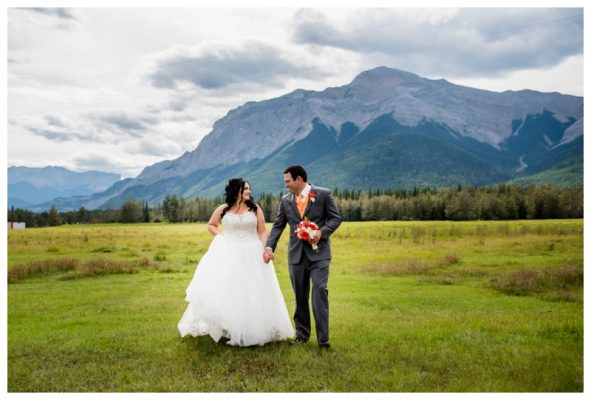 Hinton Wedding Photography – Justin & Leigh's Jasper Wedding