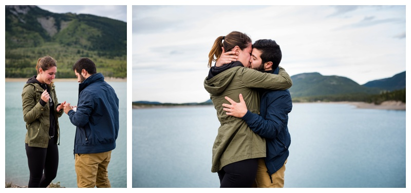Proposal Photography Canmore