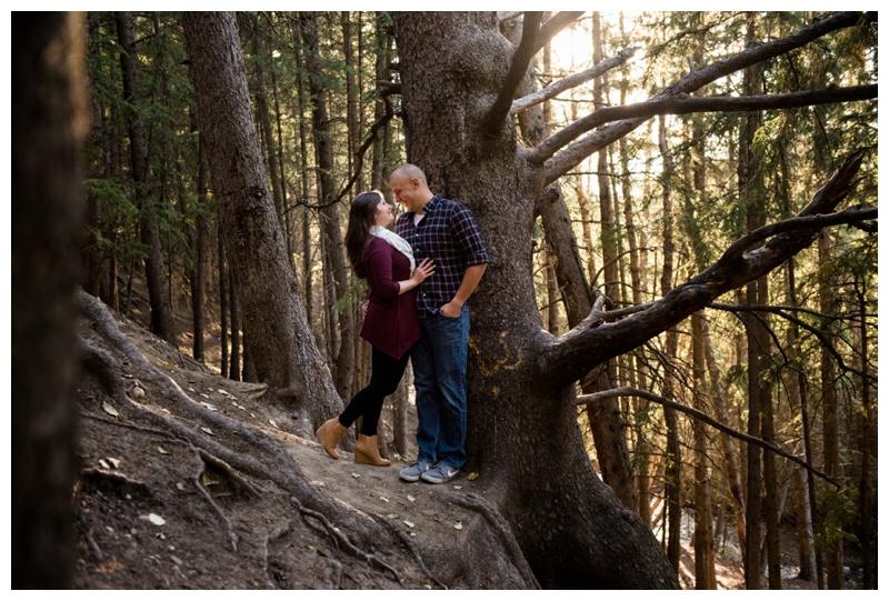 Cochrane Ranche Engagement Photos