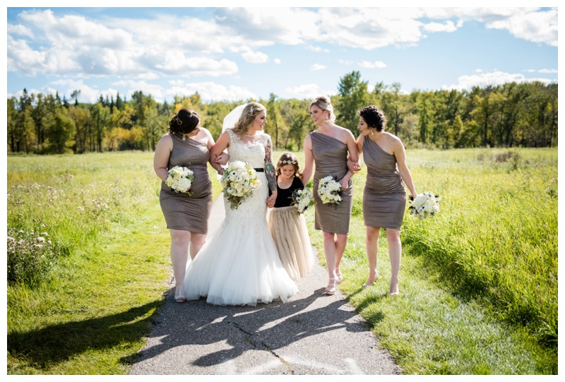 Bridesmaid Photography Calgary