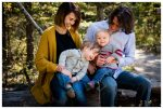 Griffith Woods Calgary Fall Family Session – Calgary Family Photographer