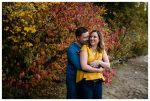 Canmore Fall Engagement Session – Canmore Engagement Photographer