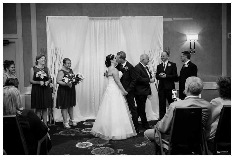 Sheraton Cavalier Wedding Ceremony Photos