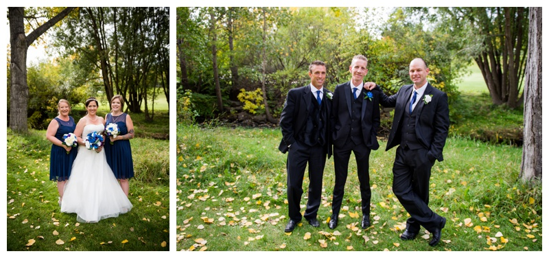 Wedding Party Photography Calgary