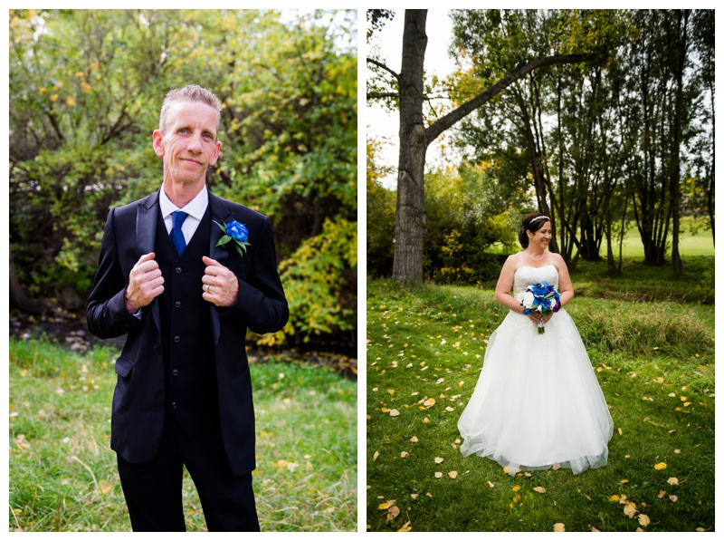 Calgary Bride & Groom Photography
