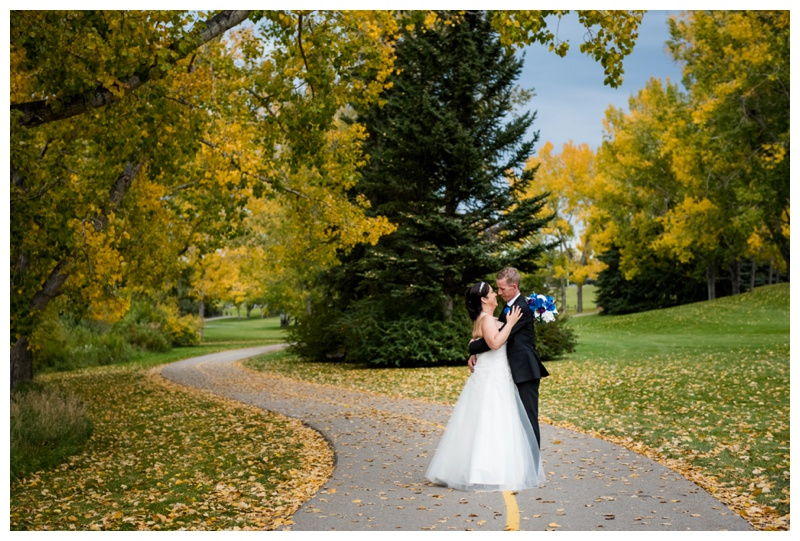 Calgary Confederation park Wedding Photographer