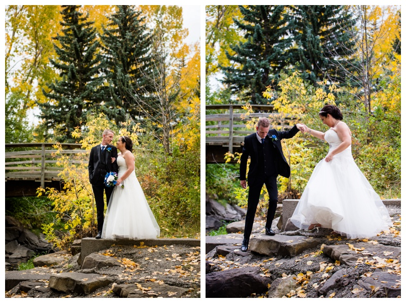 Wedding Photographer Calgary Alberta