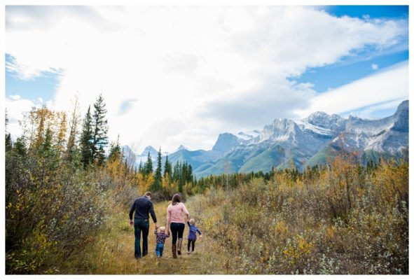 Canmore Fall Family Photography – Canmore Family Photographer