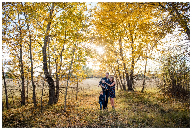Inglewood Fall Family Photography