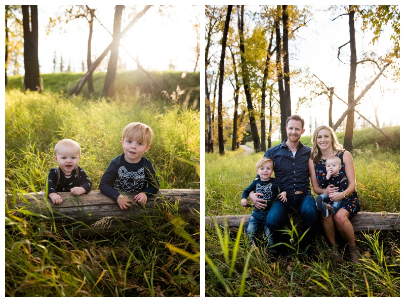 Inglewood Bird Sanctuary Family Photography