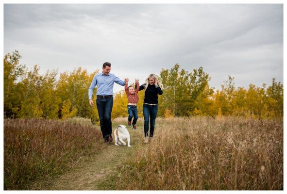 Autumn Calgary Family Photography Session – Calgary Family Photographer
