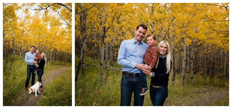 Paskapoo Hills Calgary Family Photos