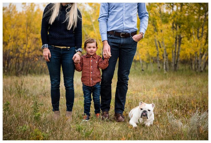 Autumn Family Photography Clagary