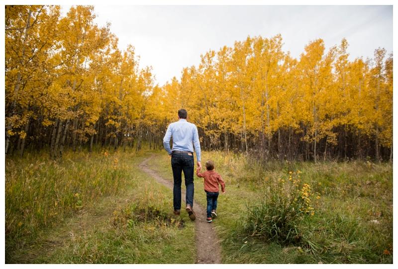 Autumn Calgary Family Photography Session