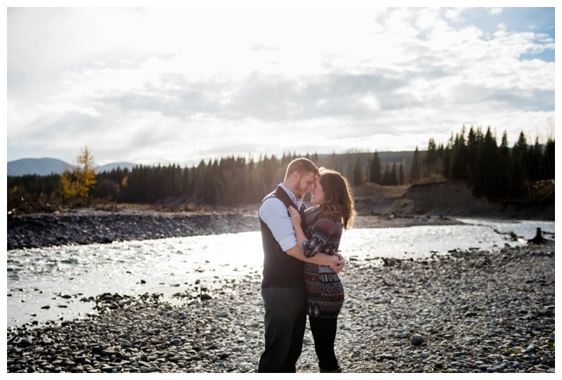 Kananaskis Engagement Photography Alberta