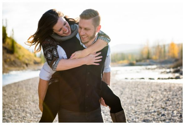 Bragg Creek Engagement Photography – Alberta Wedding Photographer