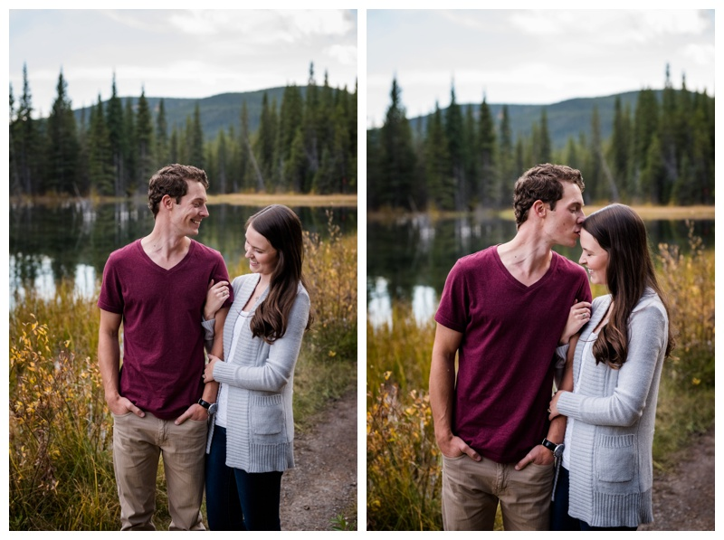 Beaver Lodge Engagement Photos