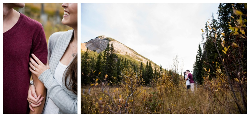 Kananaskis Engagement Session Alberta