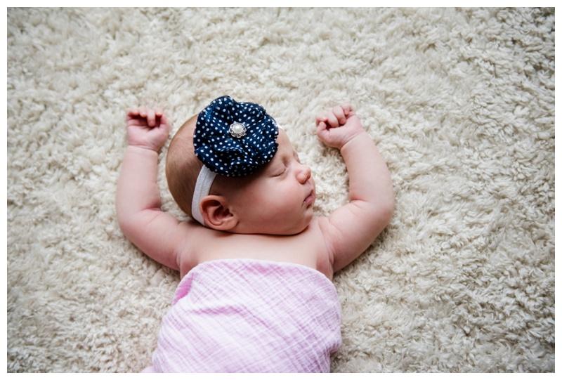 Baby Girl Newborn Photos Calgary