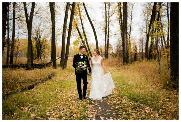 Okotoks Foothills Centennial Centre Wedding – Theron & Rachelle