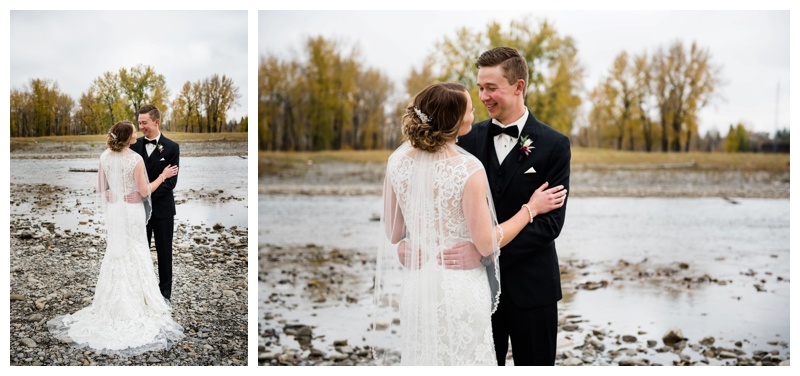Foothills Centennial Center Okotoks Wedding