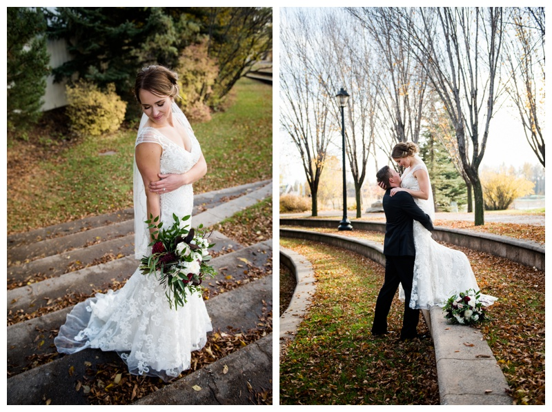 Okotoks Wedding Photography