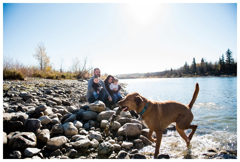 Bow River Family Photography Cochrane