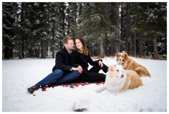 Bragg Creek Couple Photography – Bragg Creek Provincial Park Photography