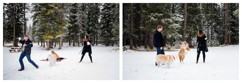 Candid Engagement Photography Calgary