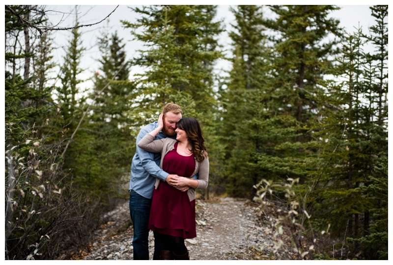 Town of Canmore Engagement Photographer