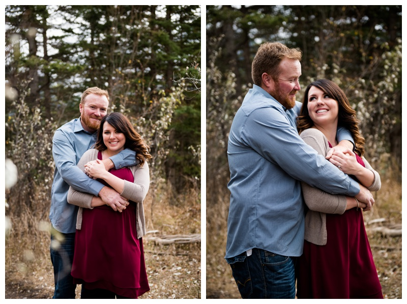 Town of Canmore Engagement Photography