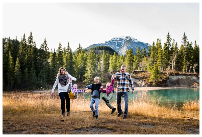 Canmore Family Photography