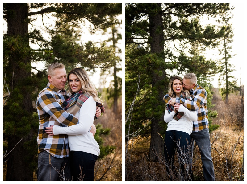 Canmmore Alberta Couple Photography