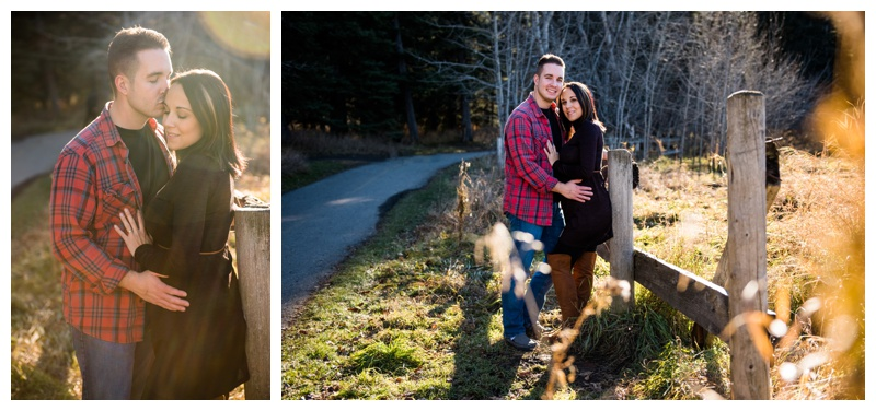 Fall Maternity Photography Calgary