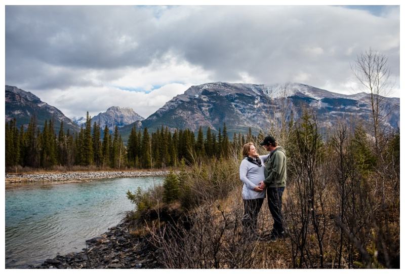 Maternity Photography Canmore Alberta